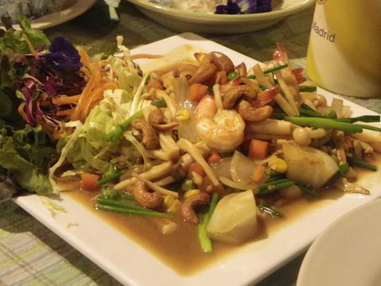 Xanadu  2008: Delicious Food