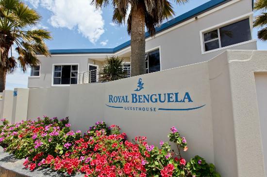 Royal Benguela Guesthouse: Main Building