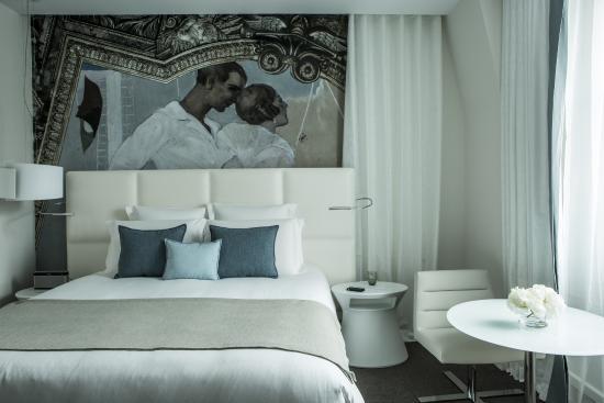 Chambre photo de cures marines trouville hotel thalasso spa trouville tripadvisor - Hotel cures marines trouville ...