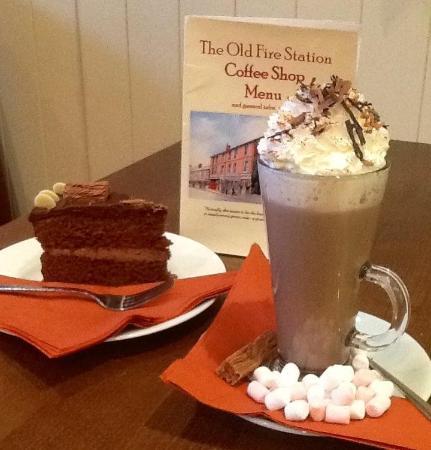 Cake Coffee Tarporley