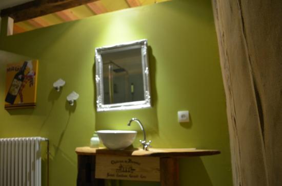 Green Room / Chambre Verte - Photo de Chambres d\'Hôtes Rouge ...