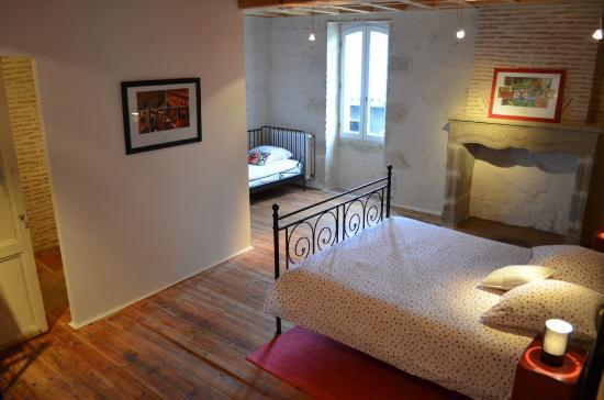 Chambres d'Hote Rouge Bordeaux