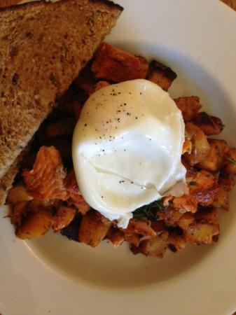 With the Grain: cold brunch, missing the squash entirely
