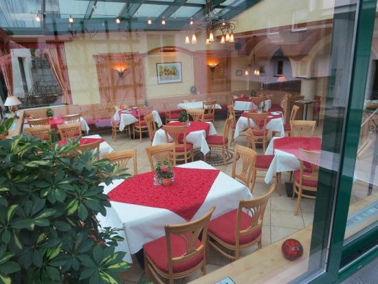 Gasthof Eggerwirt: Dining Area