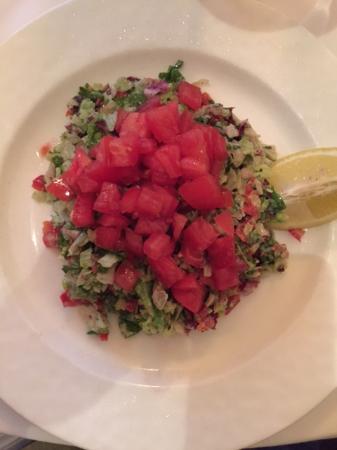 Marcello's La Sirena: Sirena salad