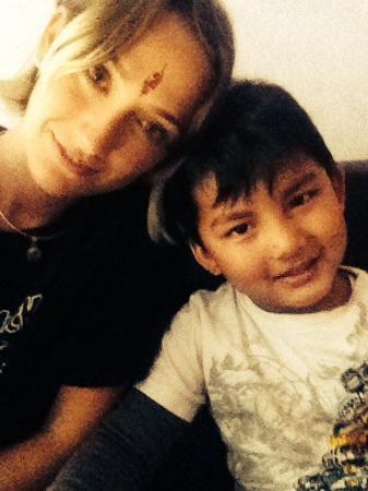 Hotel Red Planet: Nittis gorgeous son Araav
