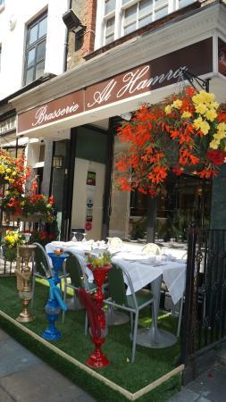 Brasserie Al Hamra