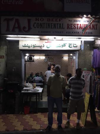 Taj Continental Restaurant