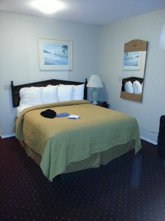 Quality Inn Monterey - Fremont Street: quarto