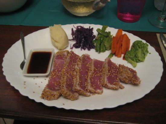 Marea Restaurant: Een overheerlijke TUNA zoals TUNA moet wezen!