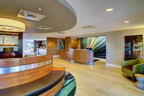SpringHill Suites Boca Raton: Our friendly font desk staff will be happy to assist you.