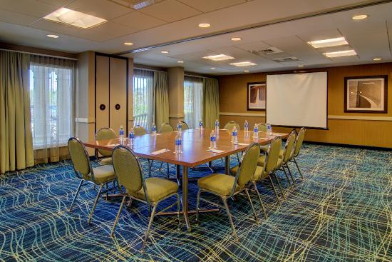 SpringHill Suites Boca Raton : Hold your next meeting in our meeting space.