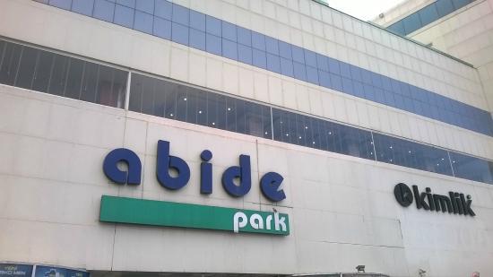 Abide Park Alışveriş Merkezi