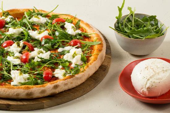 Mozz Art Pizza