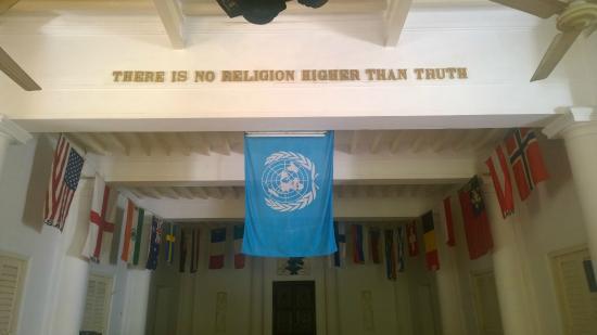 The Huddleston Gardens of Theosophical Society: Theosophical Society