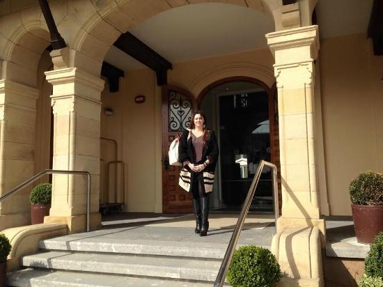 Hotel Villa Soro Entrada