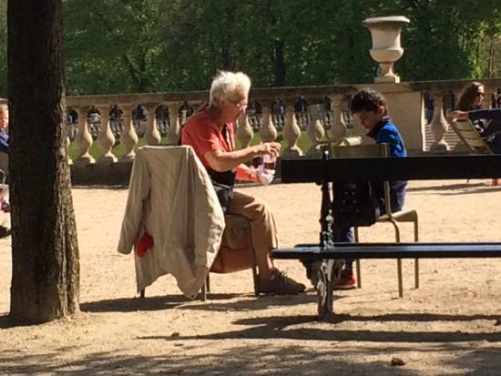 París, Francia: Park for All Ages