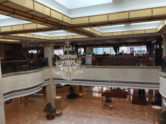 Infine Hotel: Lobby