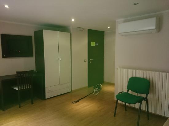 Hotel Faenza: Quadrupla 2