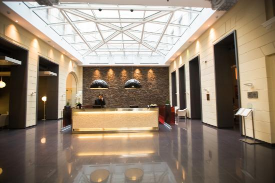 Hotel Palazzo Zichy: Lobby