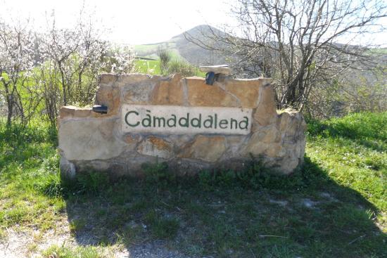 Agriturismo Ca' Maddalena: Ben arrivati