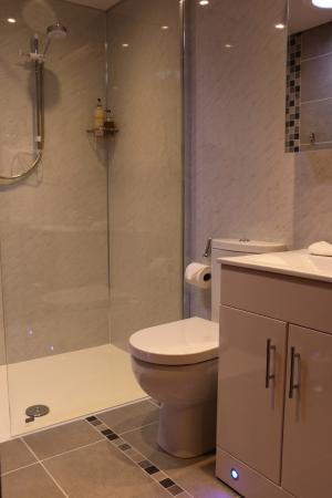 Pinegrove Lodge: FAMILY ROOM ENSUITE