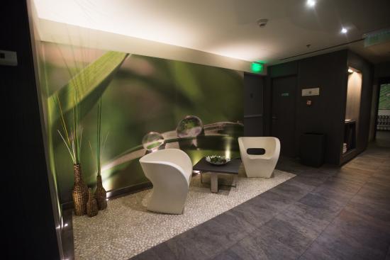 Hotel Palazzo Zichy: Wellness