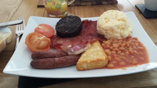 Jessimine B&B: Breakfast