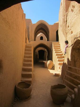 Saryazd, Iran: Innenhof 1