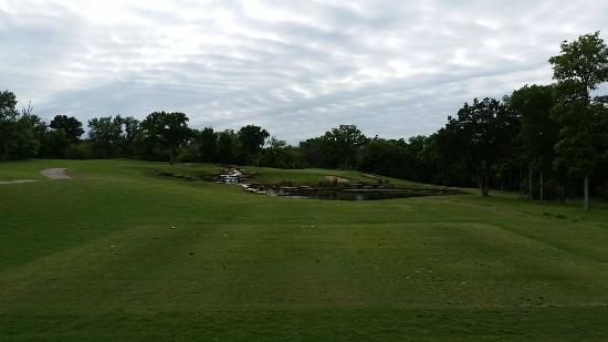 Wolfdancer Golf Club: A tough par three