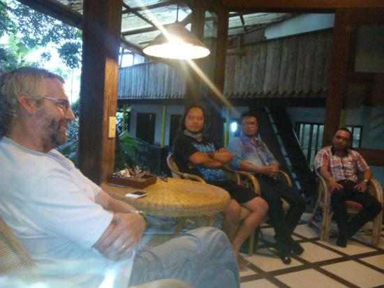 Bukit Raya Guesthouse : Family area