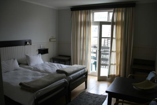Hotel Pension Rapmund: My cozy room