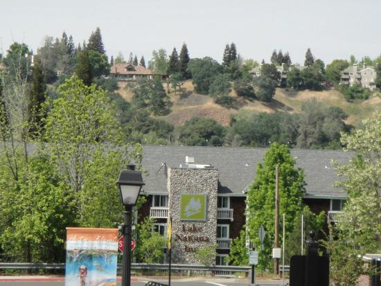 Lake Natoma Inn, Folsom, California