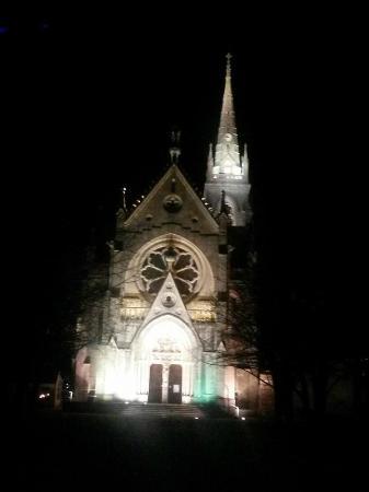 Hotel Le Chalet du Mont Roland: Chapel at Mont Roland