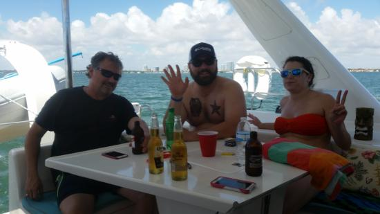 Catamaran Sailing Miami - Day Tours: A Great Time Had By All