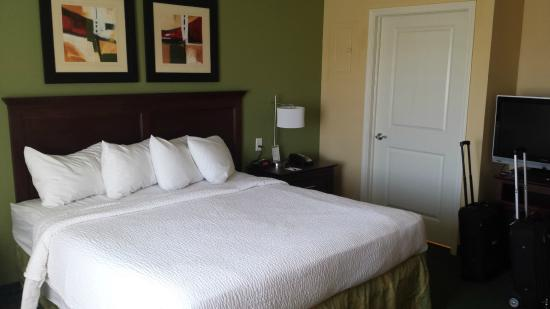 TownePlace Suites Boise Downtown: Room