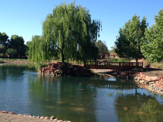 Sedona Mago Retreat: Healing Garden