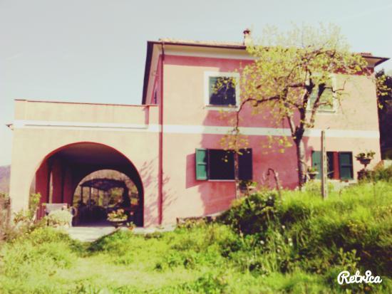 Agriturismo Cerrolungo: casa principale