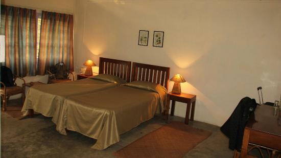 Bansbari Lodge: Room