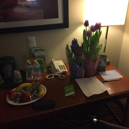 La Quinta Inn & Suites Santa Rosa: Birthday surprise ������