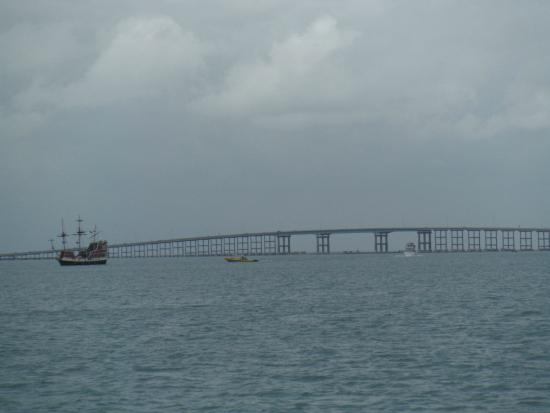 bridge - Picture of The Original Dolphin Watch, South Padre