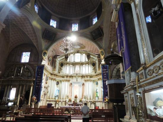 Church of Our Lady of Health (Iglesia de Nuestra Señora de la Salud) San Miguel de Allende