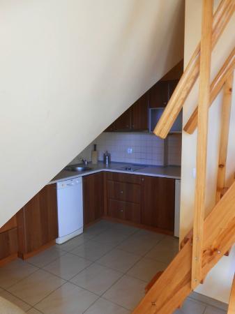 Kamienica Zacisze: Интерьер номера на 5 этаже - кухня