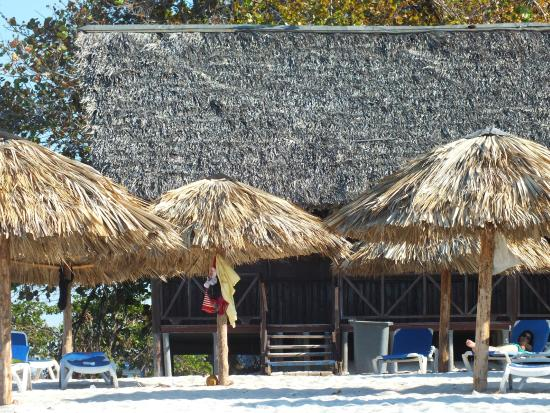Islazul Mar del Sur Aparthotel: Great beach bar