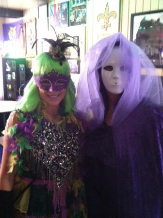 The Upper Quarter: Mardi Gras!!!