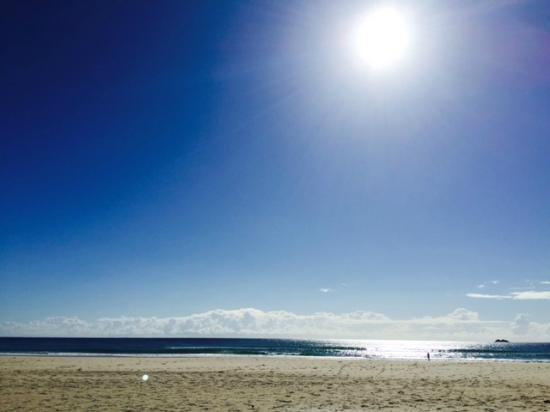 Bayshore Bungalows: Beach