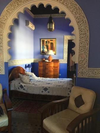 Riad Fes Baraka: View 1 of Essaouria Suite