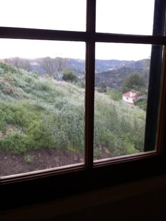 "Topanga Canyon Inn Bed and Breakfast: ""Room with a view"""