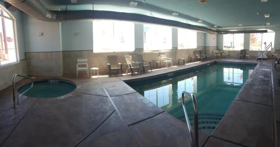 Comfort Inn & Suites Cedar City: hotel