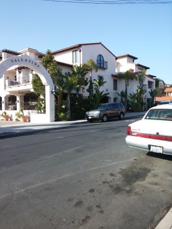 Valentina Suites: Street View